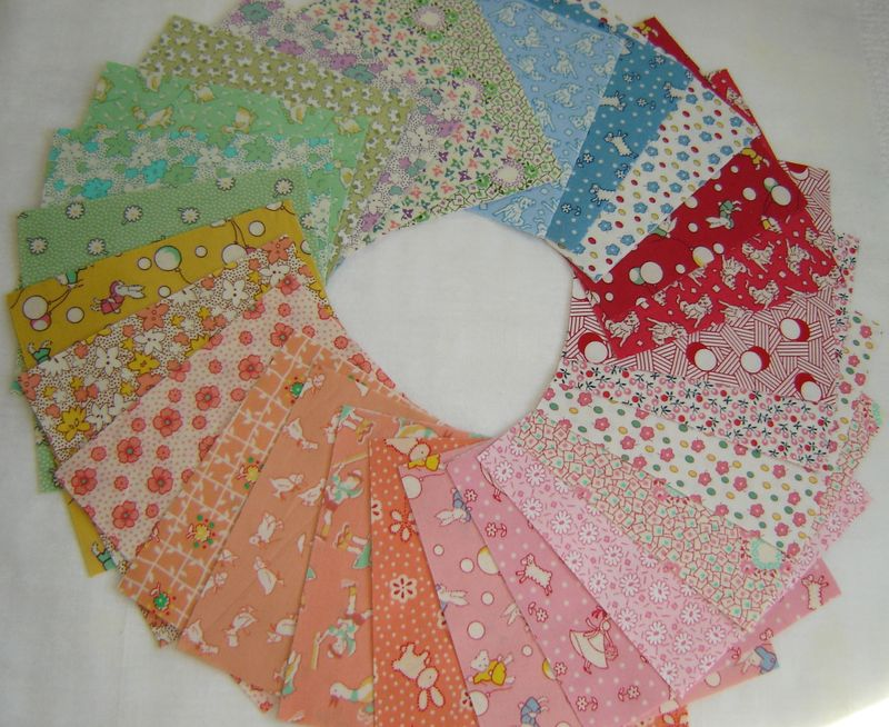 Fabric and buttons 001