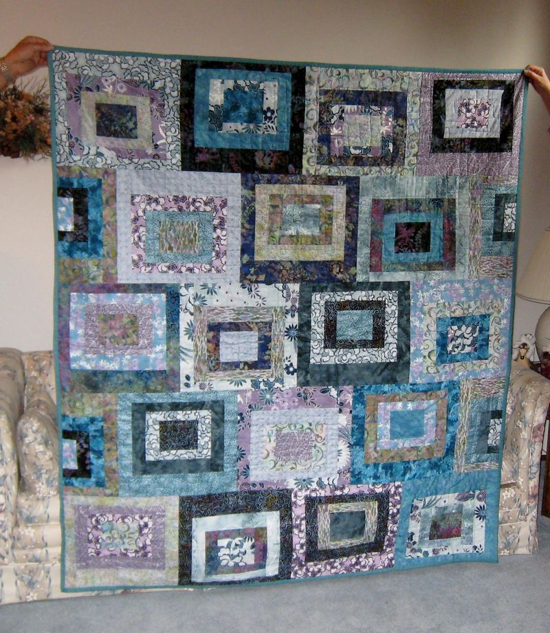 Gift quilt 2