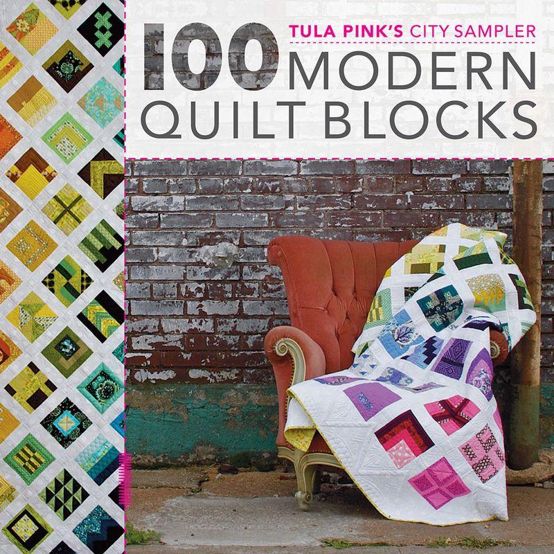 100 modern quilt block